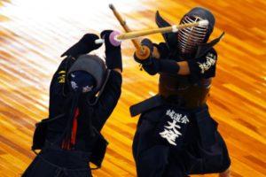 ศิลปะการต่อสู้ญี่ปุ่น เคนโด้